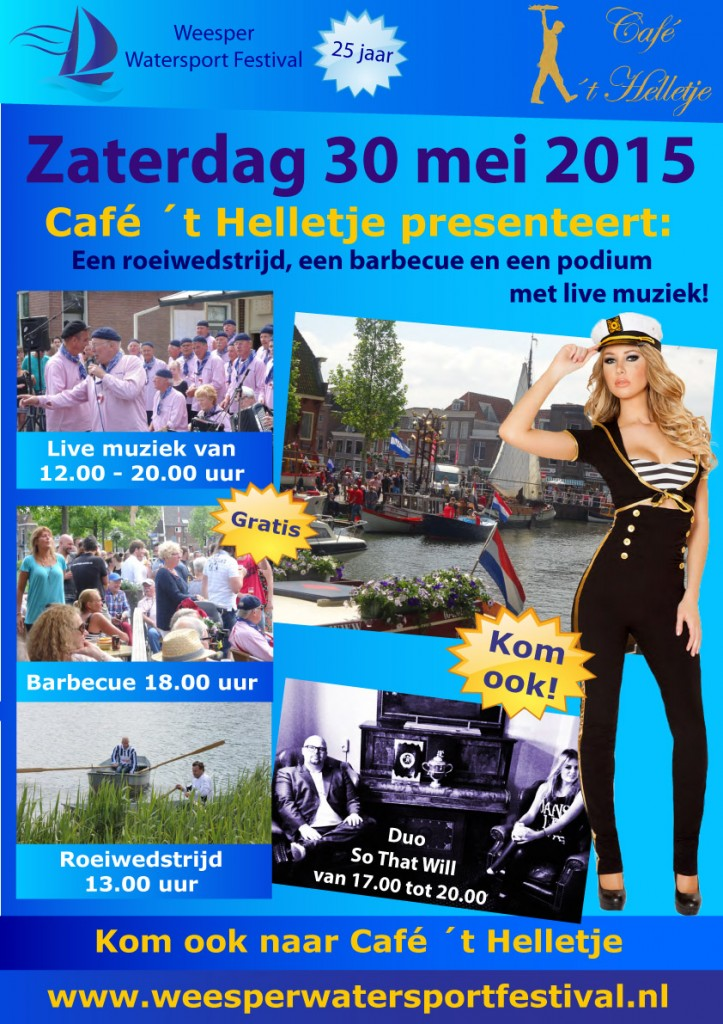 Watersportdag 2015